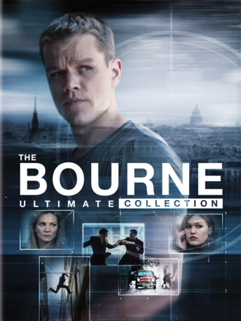 The Bourne Ultimate Collection