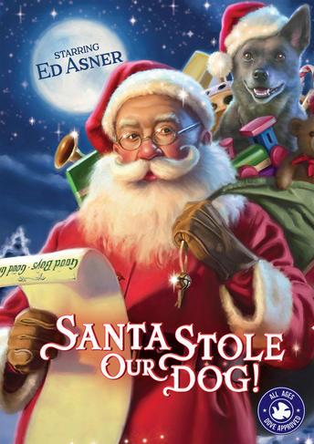 Santa Stole Our Dog!