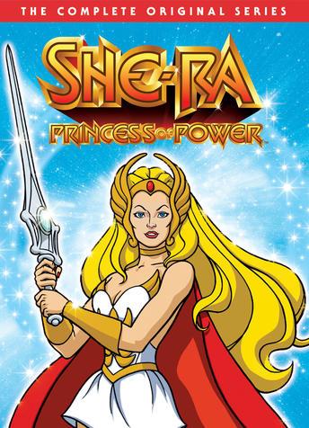 She-Ra: Princess of Power The Complete Original Series