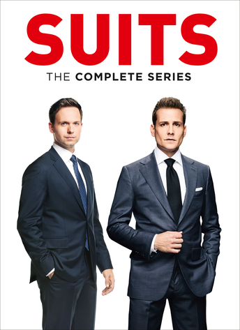 Suits: The Complete Collection