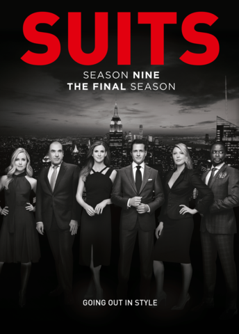 Suits: Season Nine - The Final Season