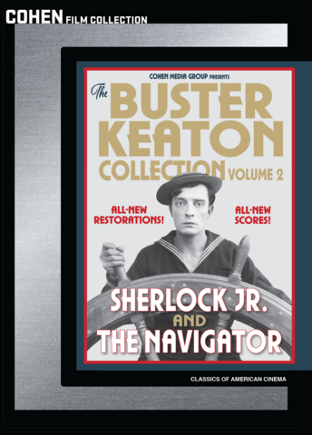 The Buster Keaton Collection Volume 2