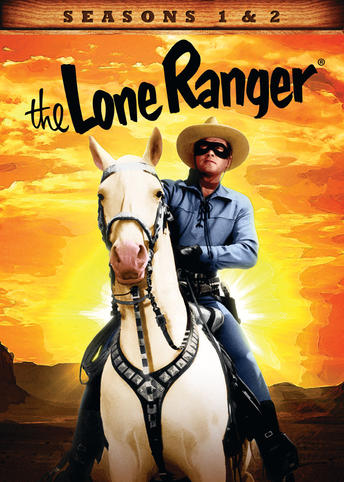 The Lone Ranger: Seasons 1 & 2