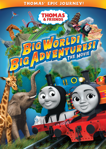 Thomas & Friends: Big World! Big Adventures! - The Movie