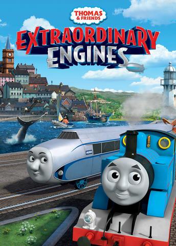 Thomas & Friends: Extraordinary Engines