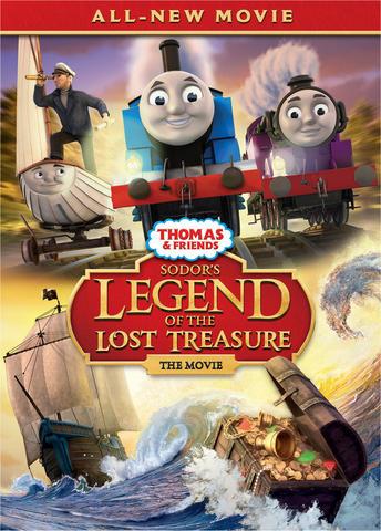 Thomas & Friends: Sodor's Legend of the Lost Treasure - The Movie