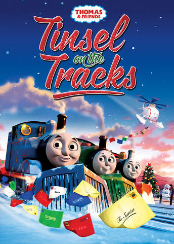 Thomas & Friends: Tinsel on the Tracks