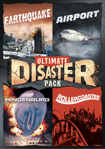 Ultimate Disaster Pack (Earthquake / Airport / The Hindenburg / Rollercoaster)