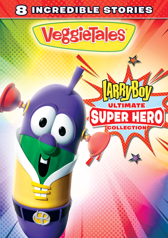 VeggieTales: LarryBoy Ultimate Super Hero Collection