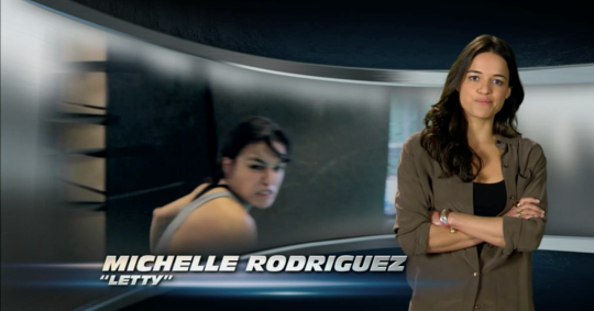 Fast & Furious 6 - Michelle Rodriguez