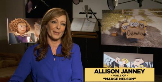 Minions - Allison Janney