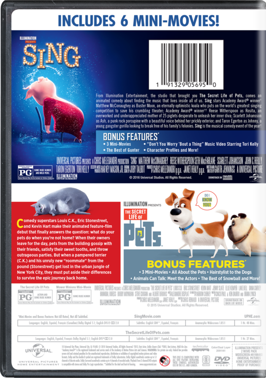 the secret life of pets 1 full movie