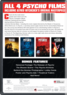 Psycho: Complete 4-Movie Collection