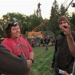 Behind the Scenes with Simon Pegg and Nick Frost