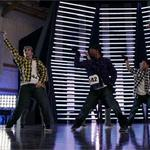 The HD dance crew auditions